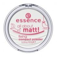 All About Matt! Fixing Compact Powder