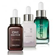 One Solution Clear Ampoule description