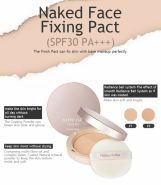Naked Face Fixing Pact отзывы