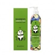 Bamboo Charcoal Fresh Cleansing Foam